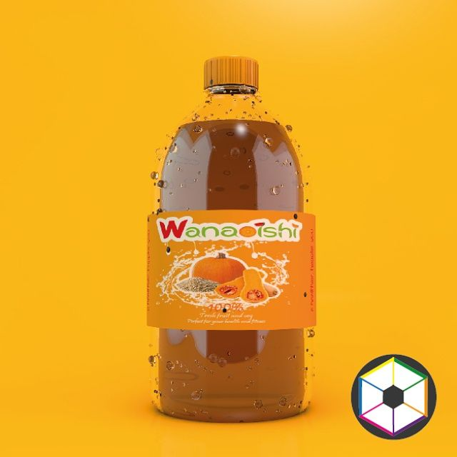 """""""The best way to predict the future is to invent it.  Wanaoishi the New healthy vitamin drink. Labels, Logo, Business cards, (Branding) done by XOCUBIC.  #XOCUBIC #BRANDING #DESIGN #CREATIVE #IDENTITY #NEWWORLDOFDESIGN #WANAOISHI"""