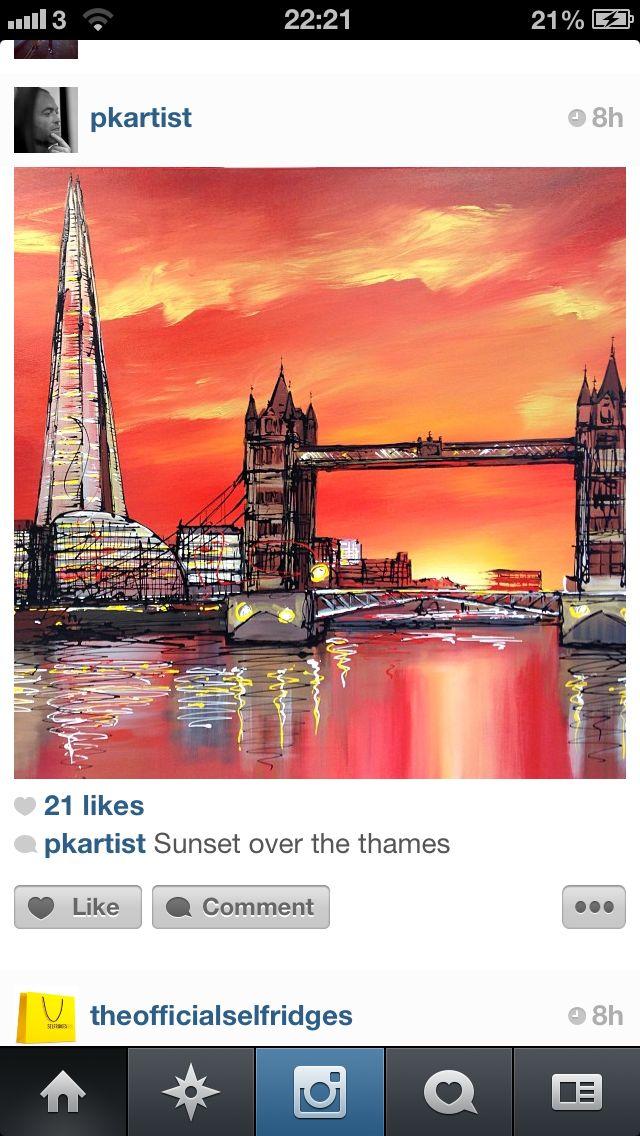 Paul Kenton - From Instagram