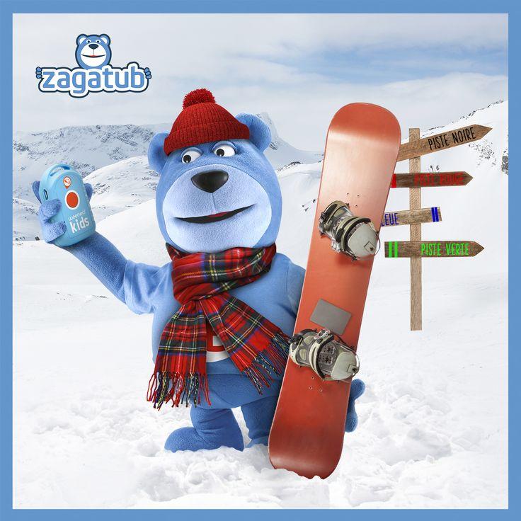 #bob #zagatub #snowboard #neige