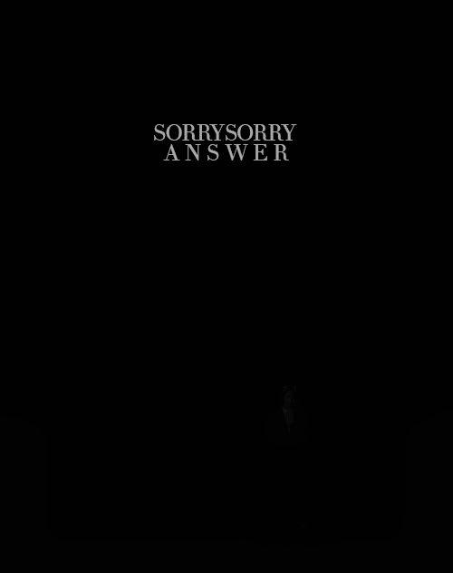 Sorry Sorry Answer - Super Junior (2009)