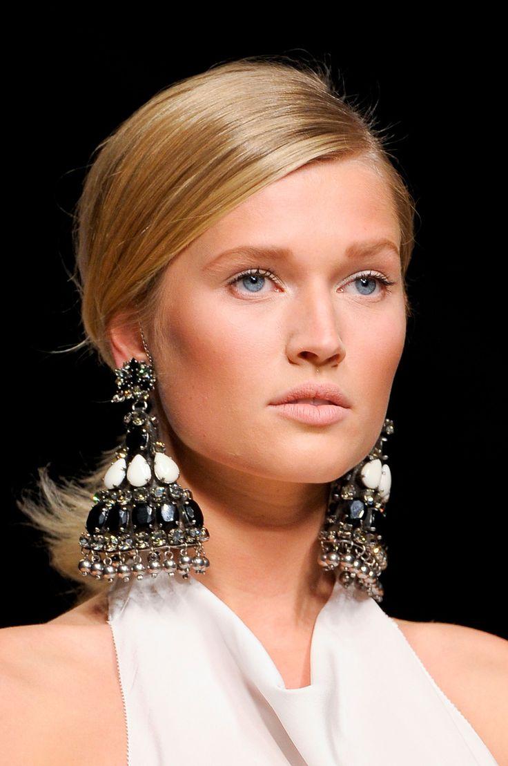 Ermanno+Scervino: Ermanno Scervino Ss2013, Tony Garrn Jpg 929 1400, Makeup, Beautiful S S, Scervino Spring, Tony Garr, Ermanno Scervino Jewelry, Scervino Jewelry Boxes