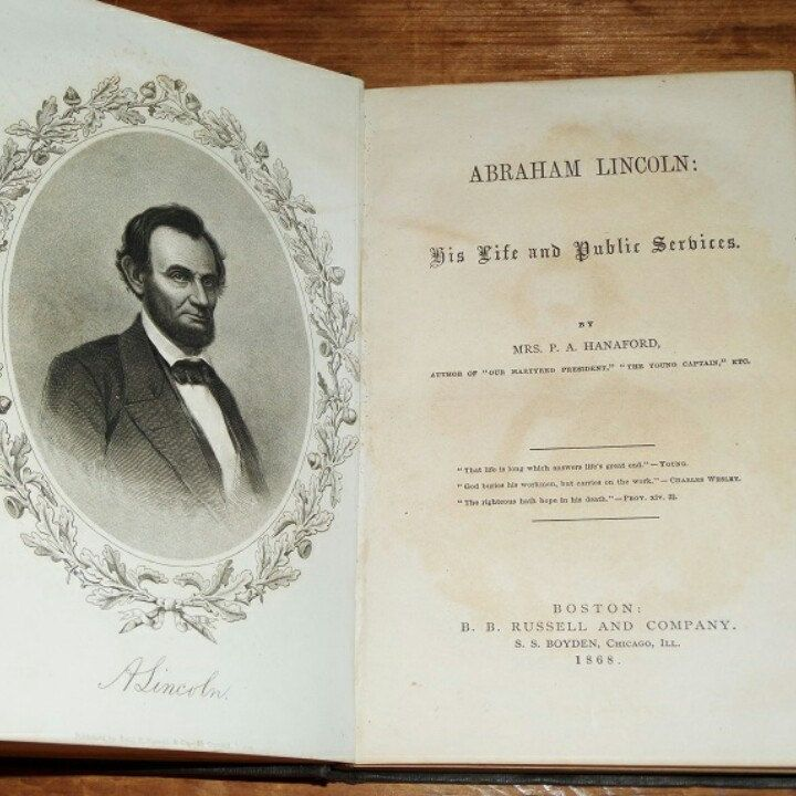 Health of Abraham Lincoln