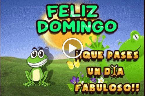 Feliz #Domingo amigos Más cartelitos en www.cartelitosface