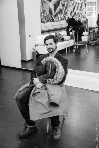 Moscow- 2013 ---Florent Mothe
