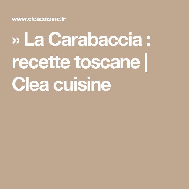 » La Carabaccia : recette toscane   Clea cuisine