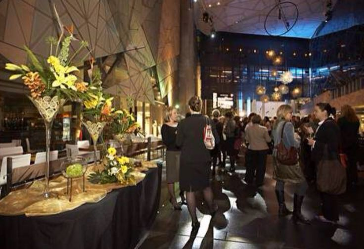 #federationsquare #corporateevent by www.newminsterfunctiondesign.com