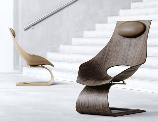 An imaginative ode to the classic designs by Hans J. Wegner for Carl Hansen & Son