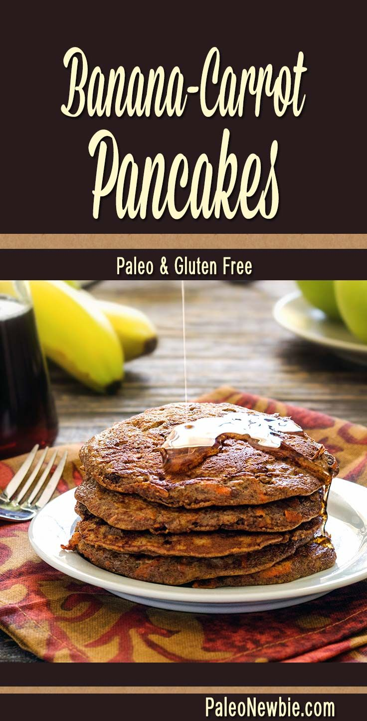 Light and healthy with no added sweeteners. Tastes like carrot cake! Simple recipe...try these!