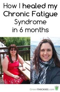 """How I Healed Myself of Chronic Fatigue Syndrome in 6 Months?"" Worth a try but every one is different!!"