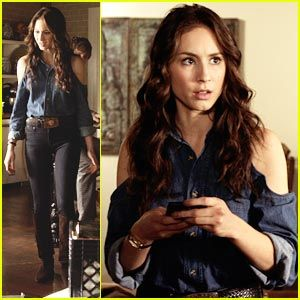 spencer, i love you, but we need to talk. dr. quinn, medicine woman, is a hard …