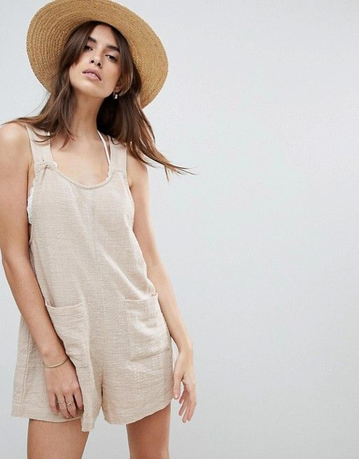 fbde7ab793a Zulu   Zephyr Exclusive Textured Beach Playsuit in 2018