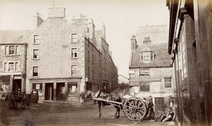 Bucklemaker Wynd (now Victoria Road) | by Dundee City Archives