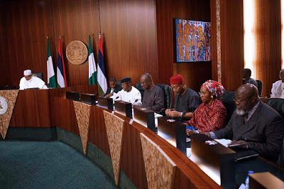The Presidency on Wednesday said the weekly meeting of the Federal Executive Council did not hold because of the Easter holidays.