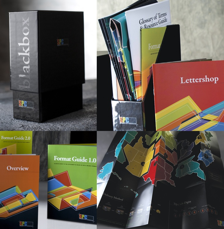 Award-winning sales support and collateral for our longtime client, SPC