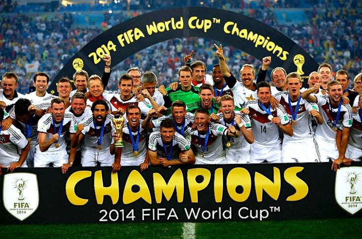 Germany FIFA WC 2014!!!!! <3
