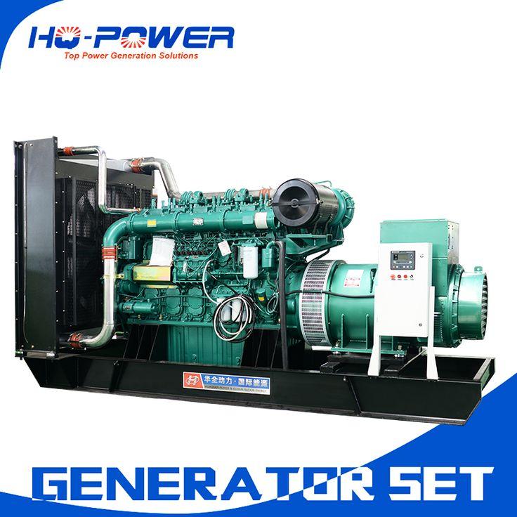 china yuchai big power permanent magnet diesel generator <font><b>set</b></font> 1 mw generating