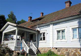 Loviisan Wanhat Talot - Lovisa Historiska Hus - 30.-31.8.2014