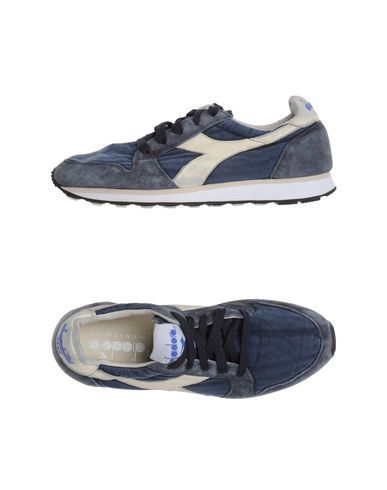 Blue sneaks by Diadora Heritage at Yoox
