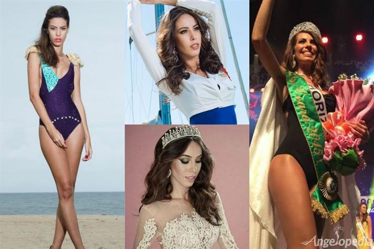 Here comes Arianne Miranda Miss Ceará 2015 for Miss Brazil 2015