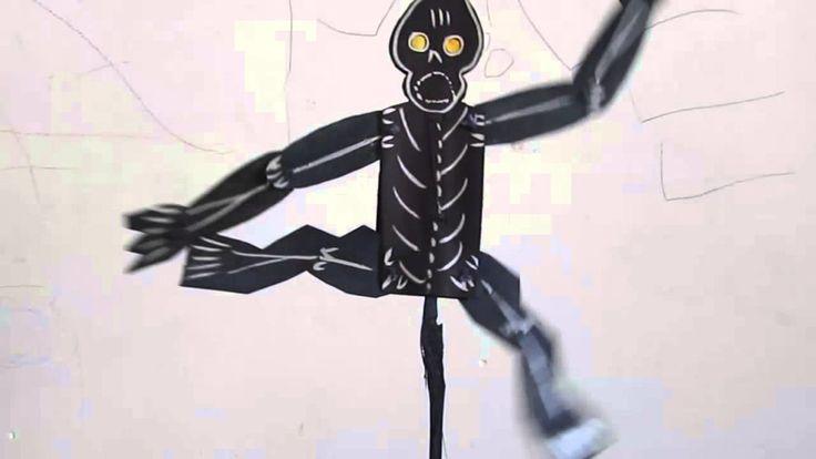 FUNNY SKELETON DANCE For Children / Funny Videos For Kids / Funny Skeleton Song
