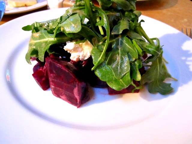 ... goat cheese goat cheese arugula salad with beets and goat cheese beet