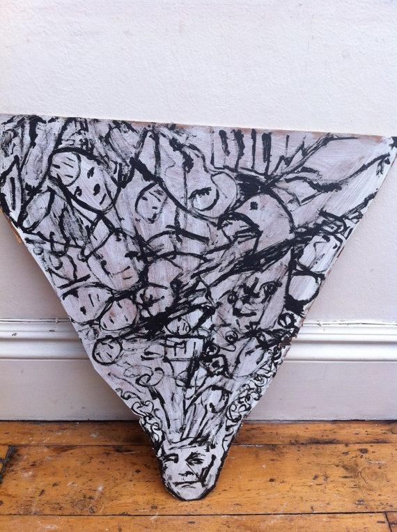 head blown by JeffreyLouisReed on Etsy, £35.00