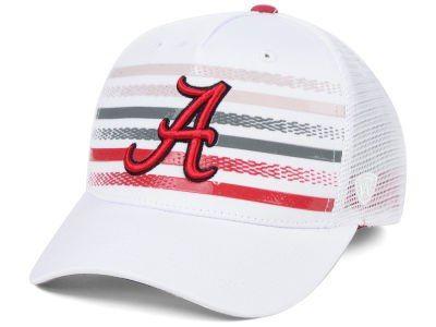 big sale d0778 902a3 Alabama Crimson Tide Top of the World NCAA Tranquil Trucker Cap
