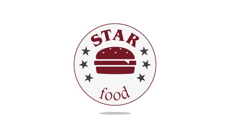Animacion de logo, Star Food