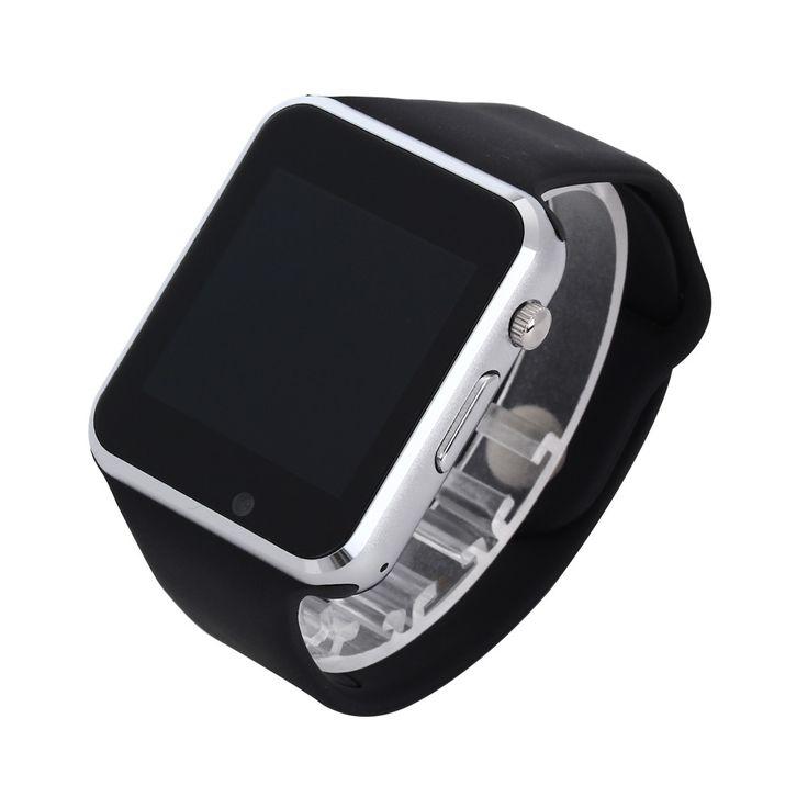 A1 armbanduhr bluetooth smart watch sport pedometer mit sim kamera smartwatch für ios android smartphone männer frauen smart band //Price: $US $14.38 & FREE Shipping //     #clknetwork