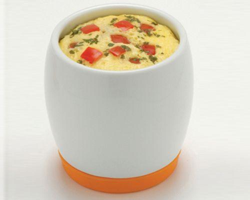 pote para omelete, no Beco do Bagre