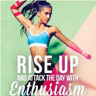 #inspiration #motivation #fitness #life #fusionfitness