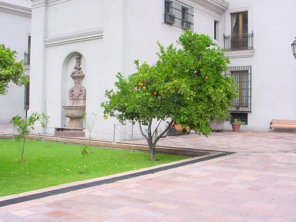 Patio de los Naranjos, Palacio de la Moneda