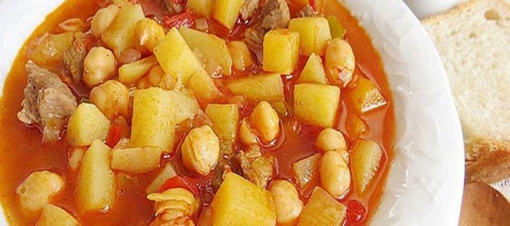 Nohutlu Patates