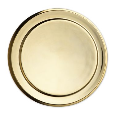 Pot Dish Brass Large