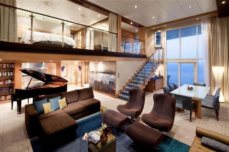 Will the Biggest Cruise Ship Ever Built Change Cruising Forever? (45 Pictures) Royal Loft Suite