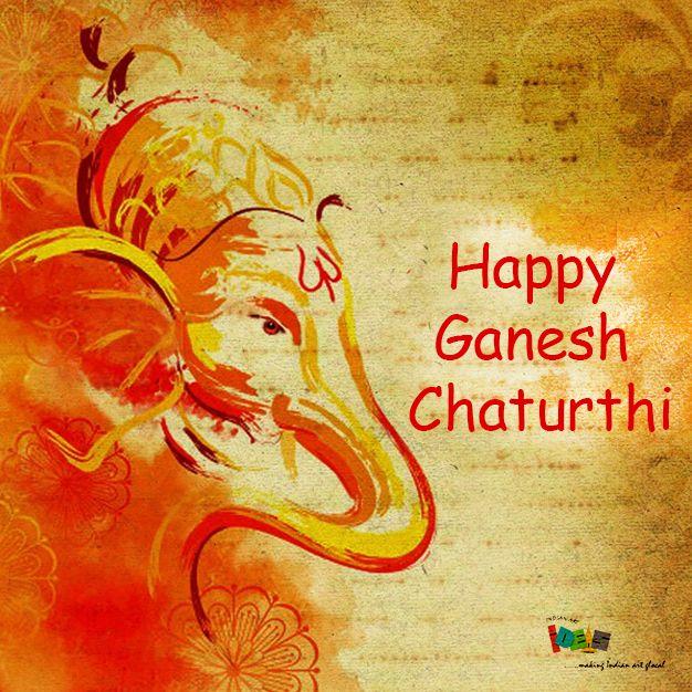 Ganpati Blessing Quotes: Best 25+ Ganesh Chaturthi Photos Ideas On Pinterest