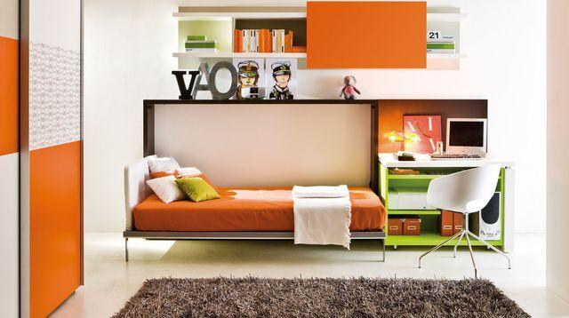 17 meilleures id es propos de lit gain de place sur. Black Bedroom Furniture Sets. Home Design Ideas