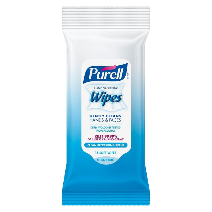 Beauty Hand Sanitizer Alcohol Purell Wipes