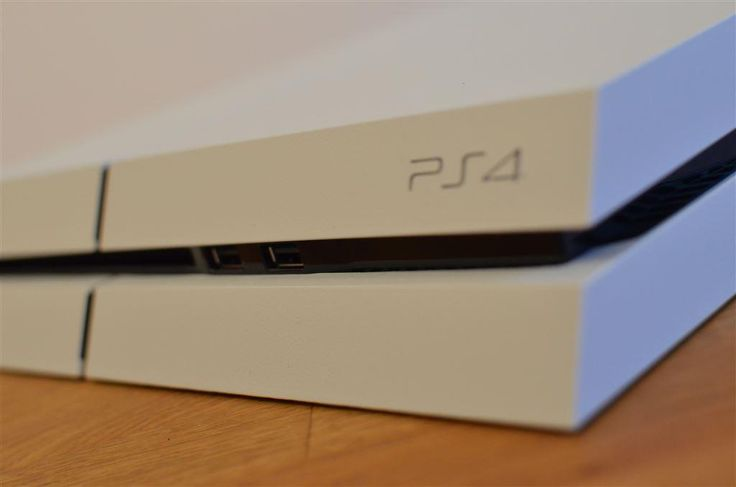 Sony Playstation 4 konsol - 500 GB Vit / White Edition Ny på Tradera.com