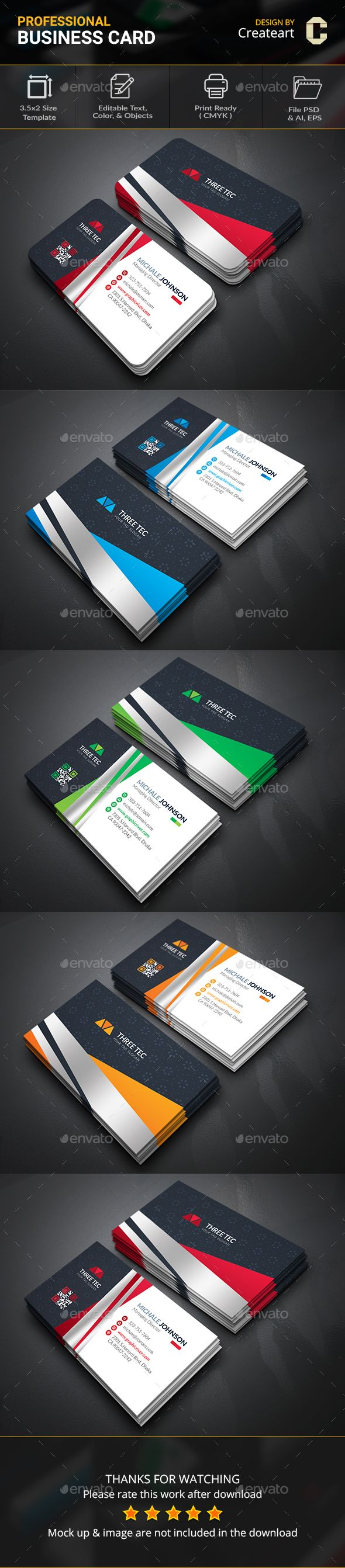 Silver Corporate Business Card - #Business Cards Print Templates Download here:   https://graphicriver.net/item/silver-corporate-business-card/20223648?ref=suz_562geid