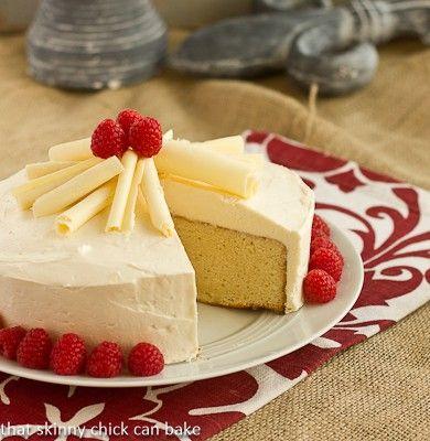 Vanilla Cake with White Chocolate Buttercream (6)