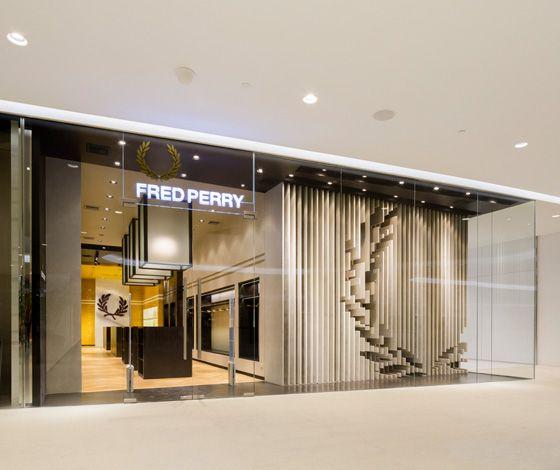 Fred Perry store, Bangkok by BuckleyGrayYeoman