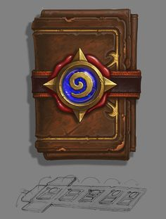 Card Pack - Characters & Art - Hearthstone: Heroes of Warcraft