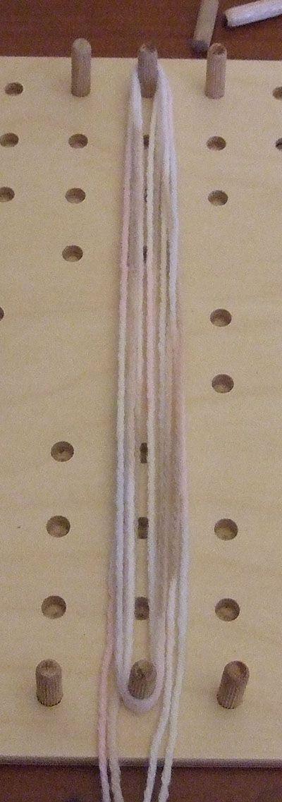 Tutorial per unire due mattonelle al telaio in modo invisibile |Chiocciolina creativa