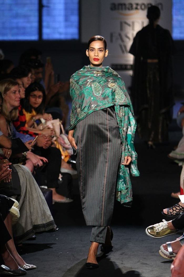 20 Favourite Outfits from Amazon India Fashion Week! Spring/Summer 2016…