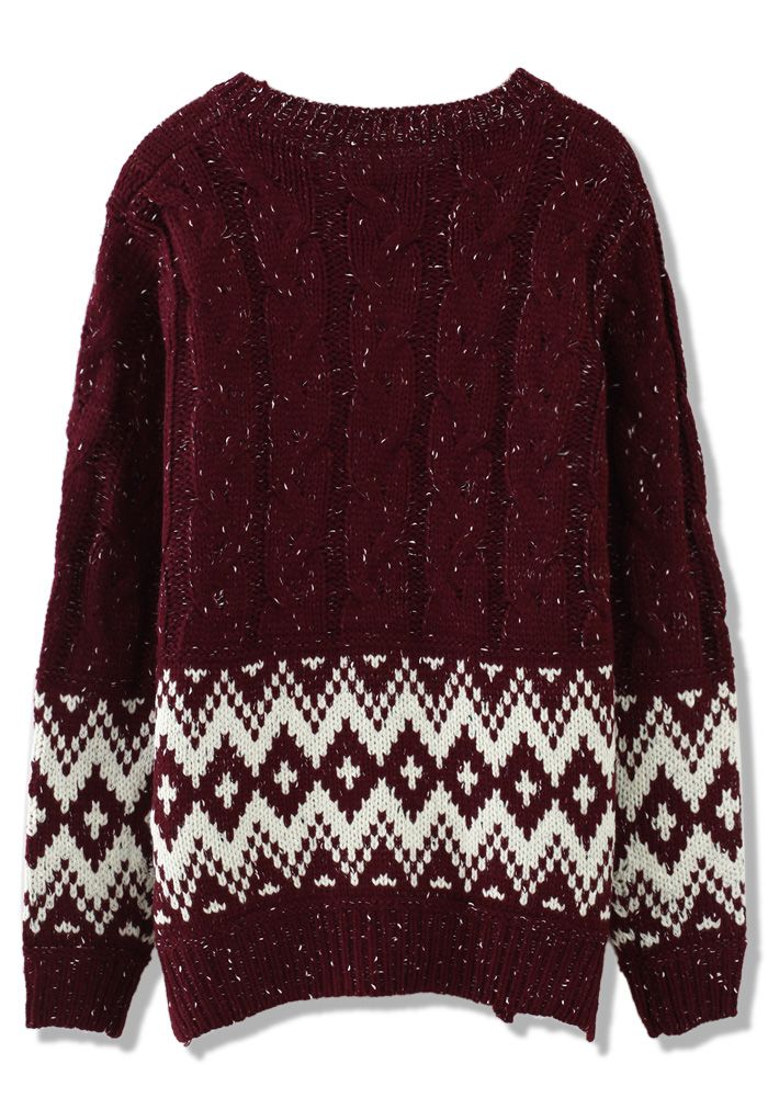 Long Sleeved Jumper, Great For Christmas.
