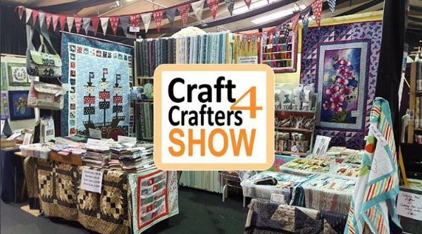 Are you at the Craft4Crafters show today? Come and say hello at stand 147! #Craft4Crafters #Exeter