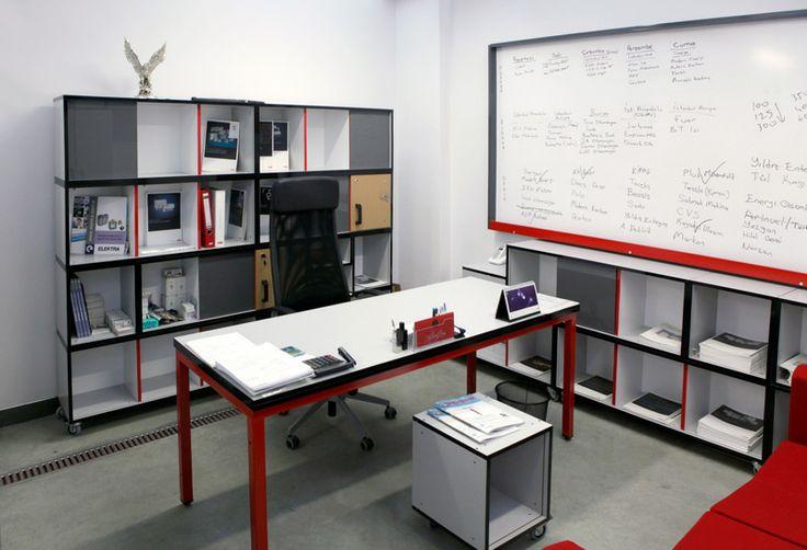 Meydan Mimarlık  Yeo Ofisi, modular office furniture-concept