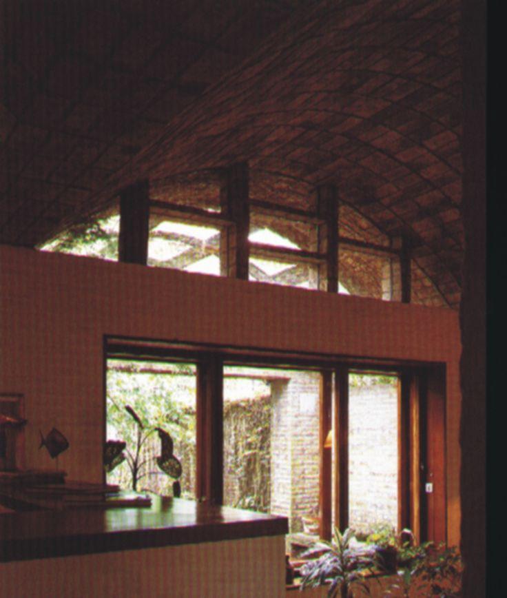 Casa de Dieste (bóvedas autoportantes)  1961 - 1963 Eladio Dieste