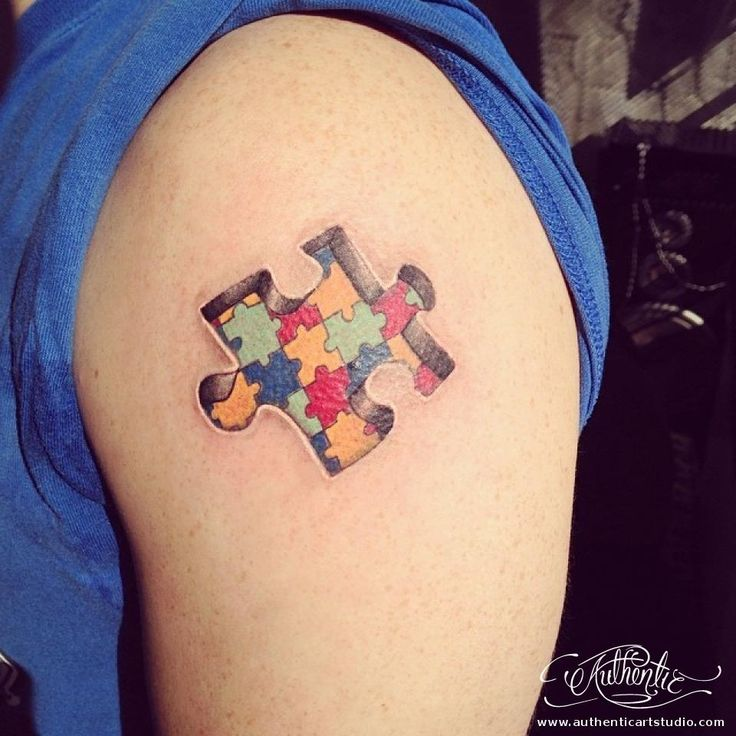 29 best images about autism tattoo ideas on pinterest